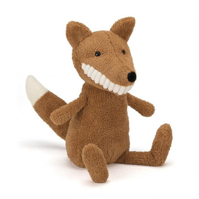 Jellycat Toothy Fox medium