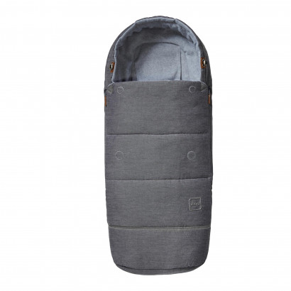Fusssack Radiant Grey