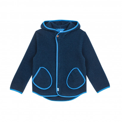 Jacke Jumppa Wool navy/nautic