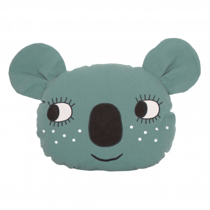 Roommate Kissen Koala - sea grey