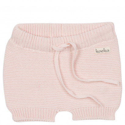 Baby Shorts Gritty grain, old baby pink