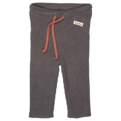 Babyhose Cosy Sunday, sparkle grey