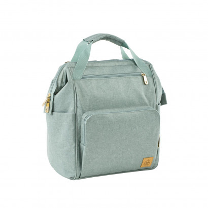 Wickelrucksack, Glam Goldie Backpack, Mint