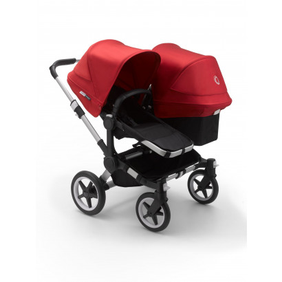 Donkey 3 Duo, Alu/Black/Red