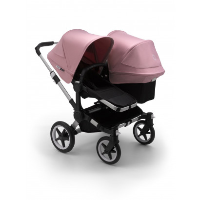 Donkey 3 Duo, Alu/Black/Soft pink
