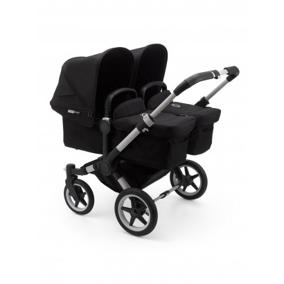 Donkey3 Twin, Alu/Black/Black