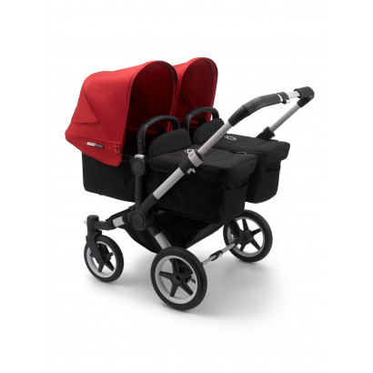 Donkey3 Twin, Alu/Black/Red