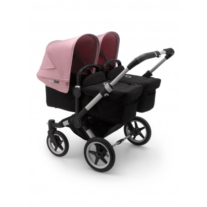 Donkey 3 Twin, Alu/Black/Soft Pink