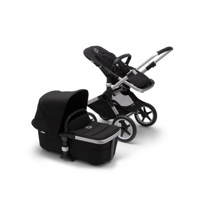Bugaboo Fox 2 Alu/Black/Black
