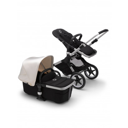 Bugaboo Fox 2 Alu/Black/Fresh white