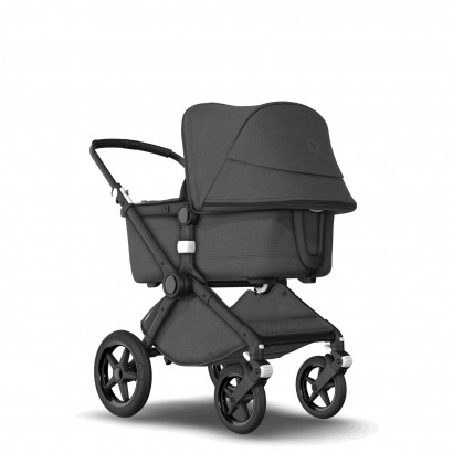 Bugaboo Fox 2 Mineral black/black washed