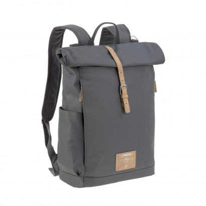 Wickelrucksack, Rolltop Backpack. Anthracite