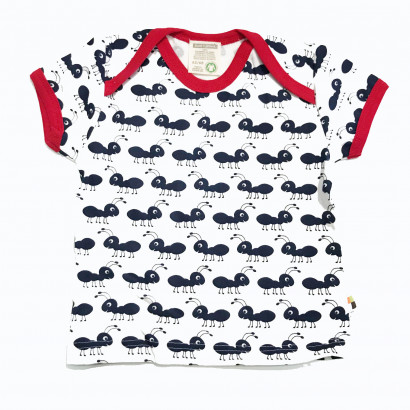 T-Shirt, Navy, Ameise