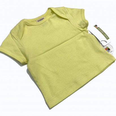 T-Shirt Uni, Lemon