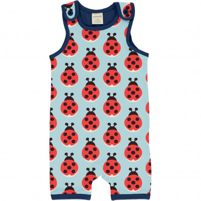 Playsuit short, Lazy Ladybug