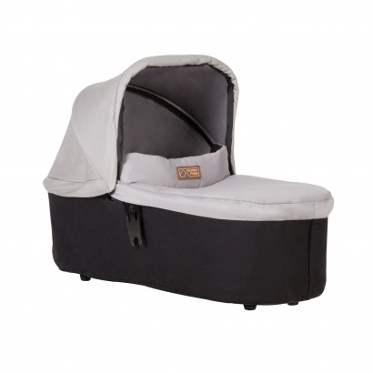 Mountain Buggy Carrycot Plus Silver für Urban Jungle/Terrain