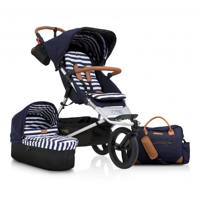 Mountain Buggy Urban Jungle Luxury Collection Nautical Bundle