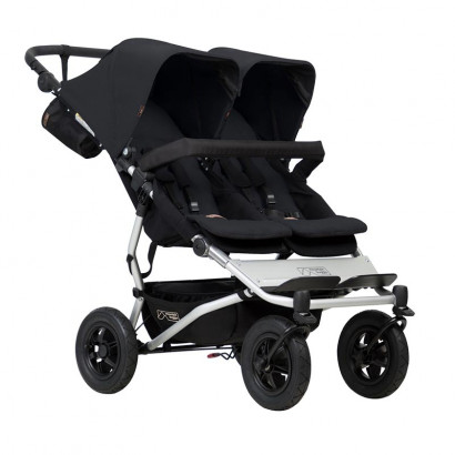Mountain Buggy Duet, schwarz