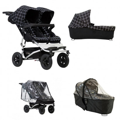 Mountain Buggy Duet Grid, Bundle Duo
