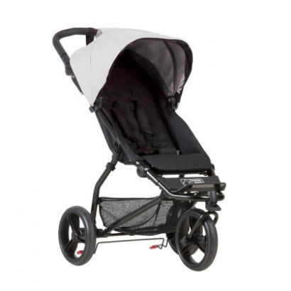 Mountain Buggy Mini, silver