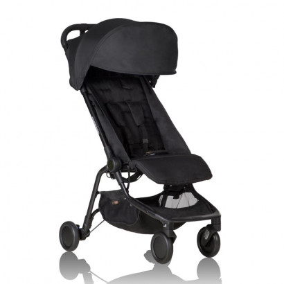 Mountain Buggy Nano, schwarz