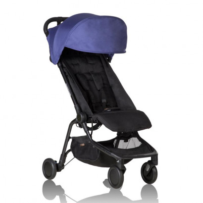 Mountain Buggy Nano, blau