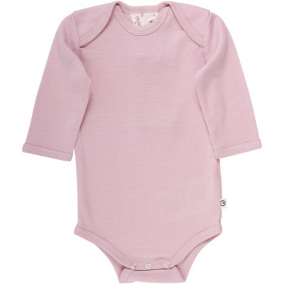 Müsli Woolly Silk Body l/sl Rose