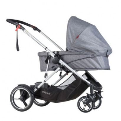 Phil and Teds voyager single, grey
