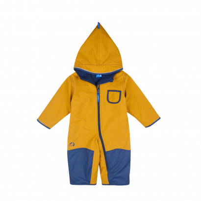 PIKKU Winter, Winteroverall, harvestgold/denim