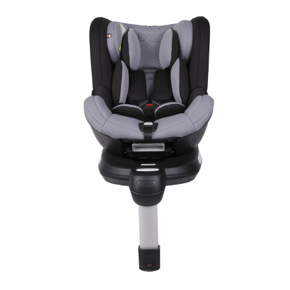 Mountain Buggy Safe Rotate Car Seat black/silver