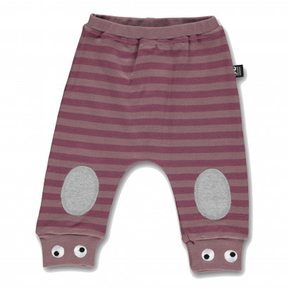 Baby Pants wood rose stripe