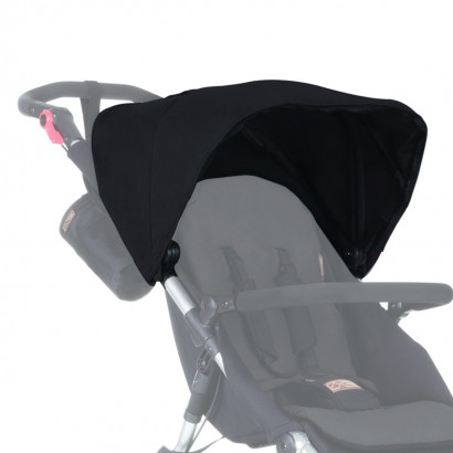 Mountain Buggy Sonnendach Urban Jungle 3.0, schwarz