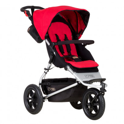 Mountain Buggy Urban Jungle, berry