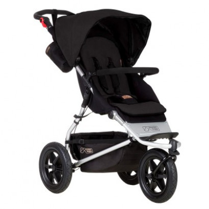 Mountain Buggy Urban Jungle, schwarz