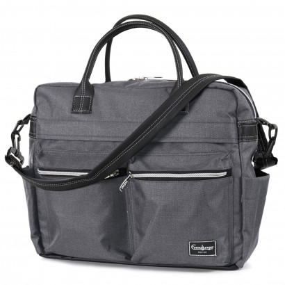 Wickeltasche Travel - Lounge Grey
